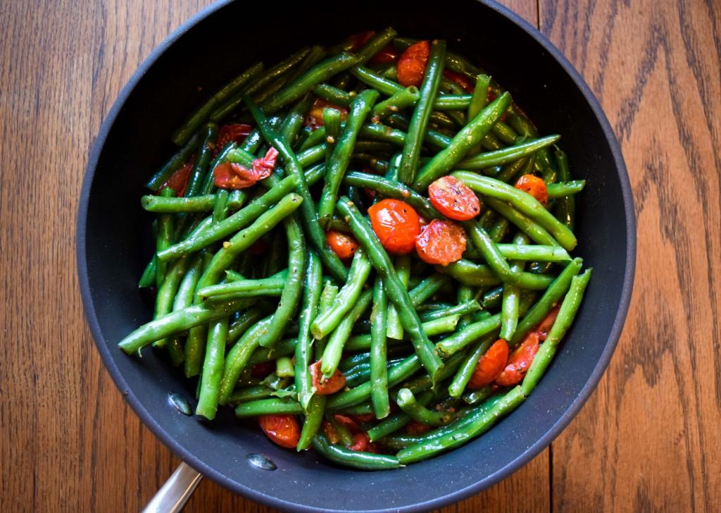 Green Beans by Jassamine Elaine