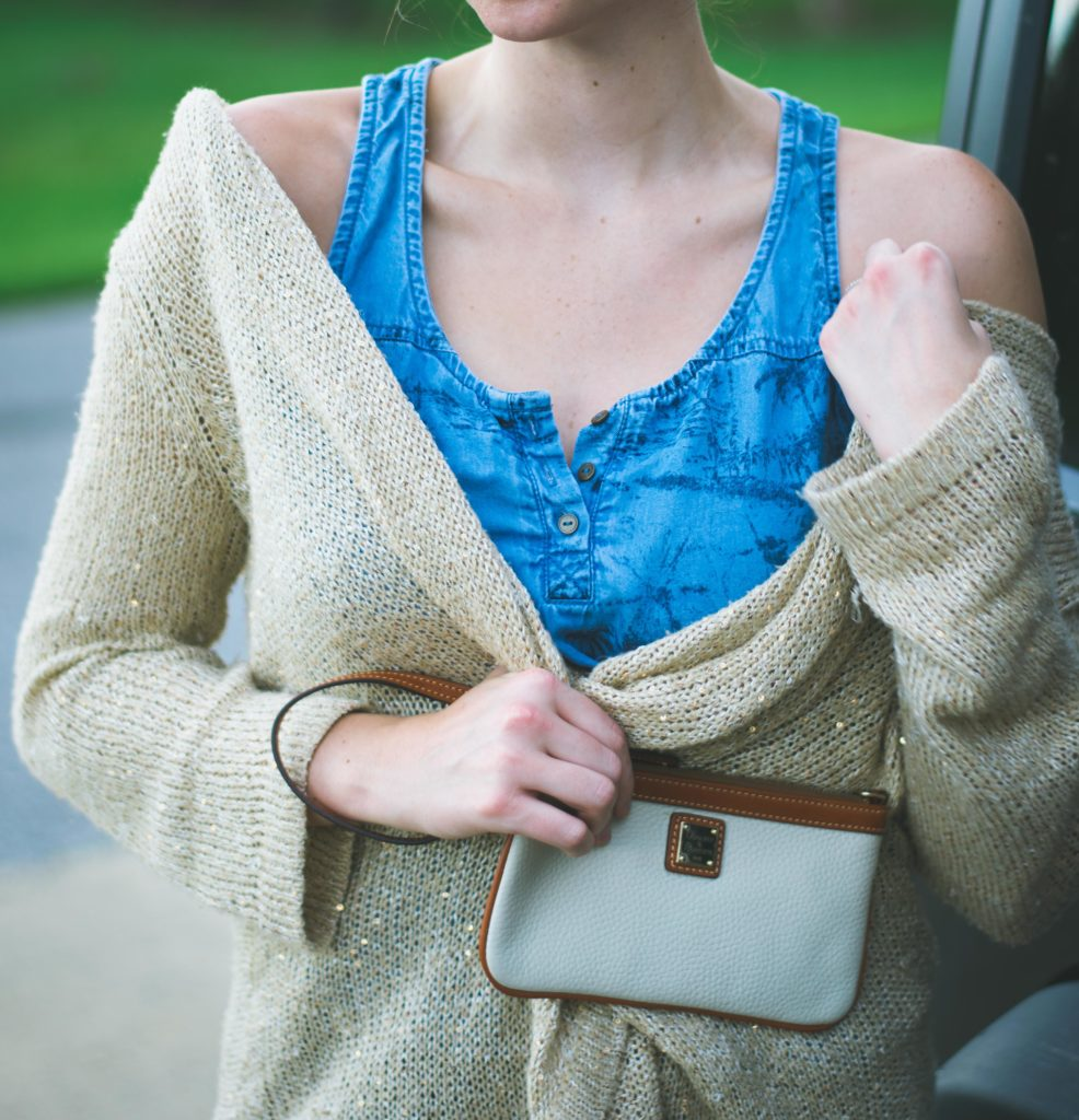 How to look chic while running errands
