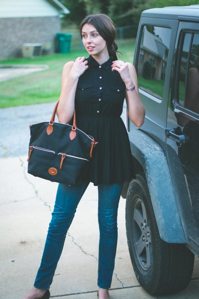 The Effortless Back-to-School Outfit