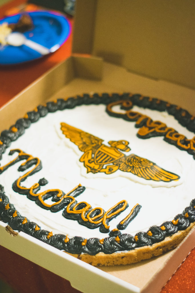 Aviation Winging Party Details & Decorations