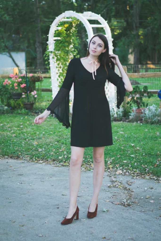 Incorporating Feminine Pieces Into a Fall Wardrobe