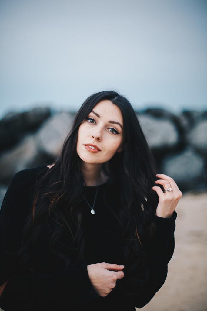 portrait at virginia beach