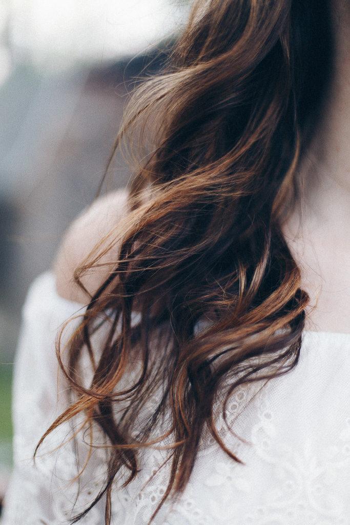beach balayage hair