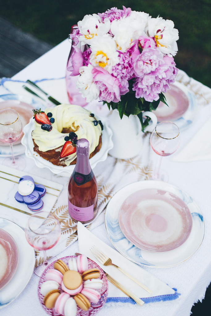 A Magical Mother's Day Tablescape
