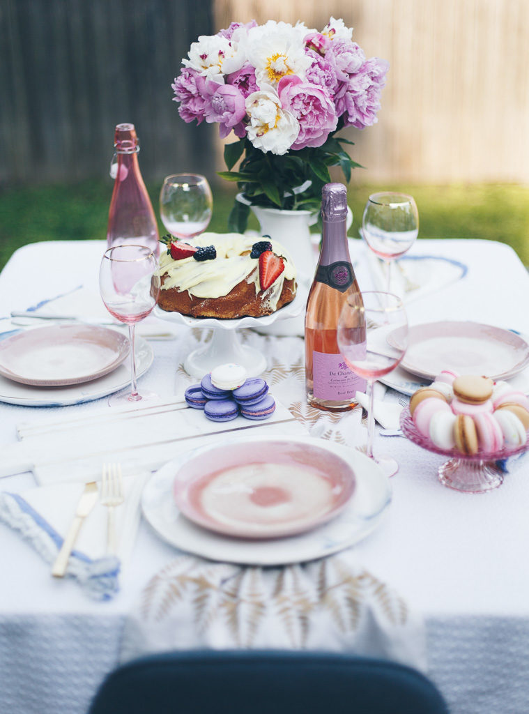 anthropologie tablescape