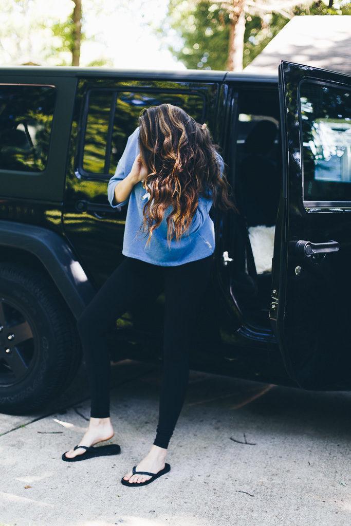 jeep hangout
