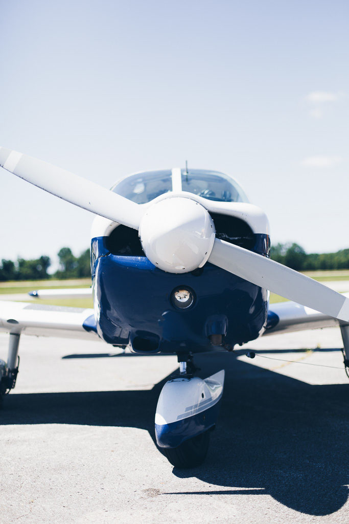 piper archer airplane