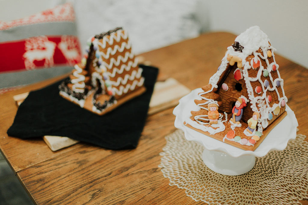 cute gingerbread houses