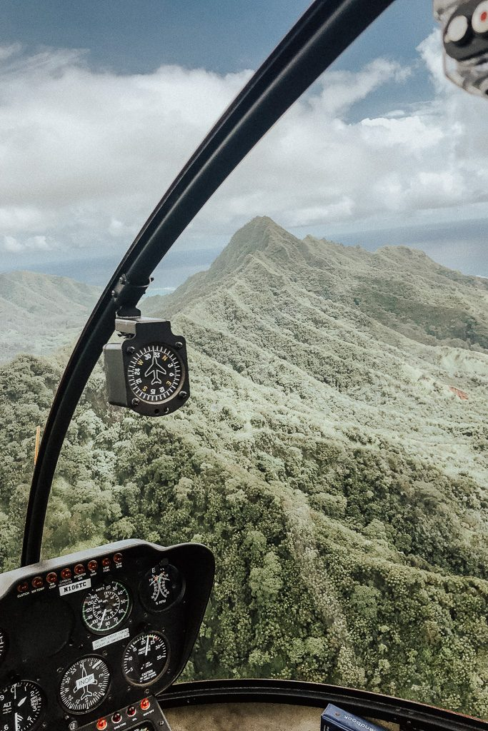 First helicopter ride: what you need to know